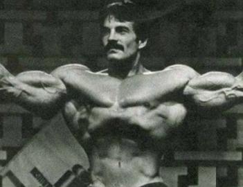 Mayk Menttser en bodybuilding
