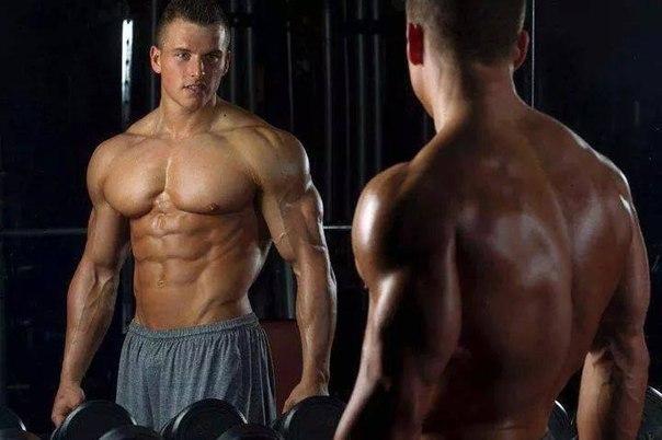 spieren krijgen zonder vet